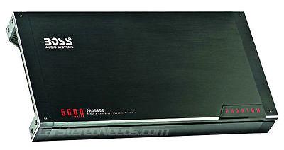 BOSS PH5000D 5000 WATT MONO CLASS D CAR STEREO POWER AMPLIFER MONOBLOCK SUB AMP