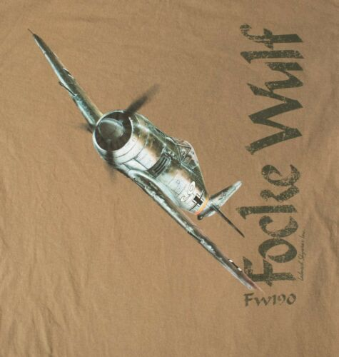FW190 Focke Wulf Aircraft Alstyle Apparel Activewe