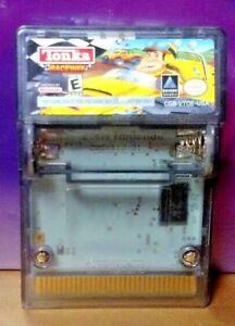 Tonka-Raceway-Game-Boy-Color-GB-Rare-TESTED-GBA-Advance-GBC
