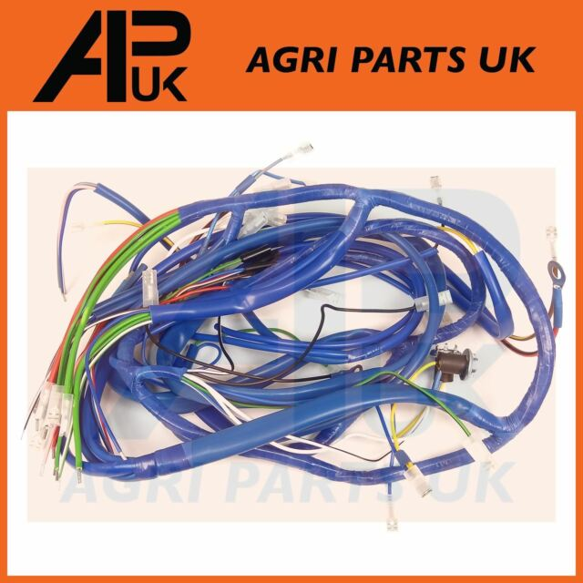 82034565 Wiring Harness Boxed Holland Tractor for sale online | eBayeBay
