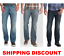 Men-039-s-Wrangler-Relaxed-Fit-BOOTCUT-Jean-with-Stretch thumbnail 1