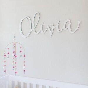 Grande-Acrylique-Nom-Signe-Mur-Signe-Hanging-Wall-Nom-Lettres-Nursery-Decor-Baby