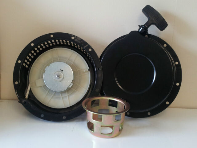 Yanmar L90, L100 Pull Start/Recoil Assembly Double Pawl Type