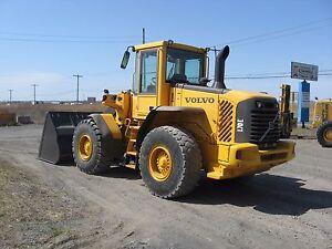 volvo l70e wheel loader factory workshop service repair manual ebay rh ebay com