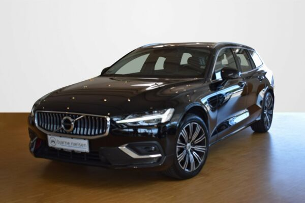 Volvo V60 2,0 D4 190 Inscription aut. billede 0