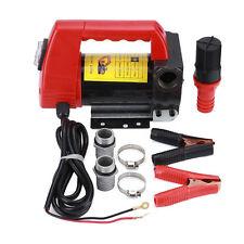 Dieselpumpe Heizölpumpe Kraftstoffpumpe Ölpumpe Ölabsaugpumpe 12V 2400L/H 175W