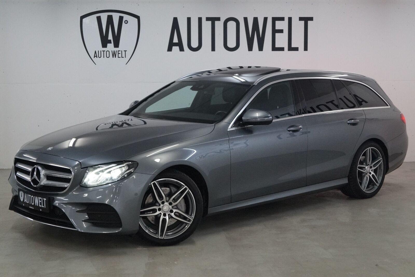 Mercedes E220 d 2,0 AMG Line stc. aut. 5d - 2.895 kr.