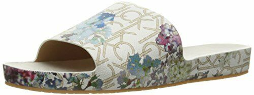 Calvin Klein Damenschuhe Maiya Flat Sandale- Pick SZ/Farbe.