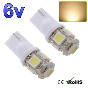 VW Polo 9N 501 W5W Green Interior Courtesy Bulb LED High Power Light Upgrade