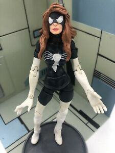 Marvel-Legends-2006-Modok-Series-Spider-Woman-6-Loose-Figure-A5-Mint-Nice