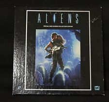 LASERDISC FOX VIDEO ALIEN COLLECTORS EDITION SPECIAL WIDESCREEN  EDITION BOX SET
