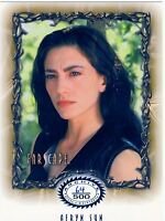 Farscape In Motion Complete Gold Archive Collection Chase Card WC1-3 Matching #