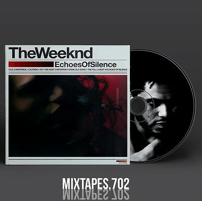 Weeknd - Echoes Of Silence Mixtape (Full Front/Back/CD Artwork)