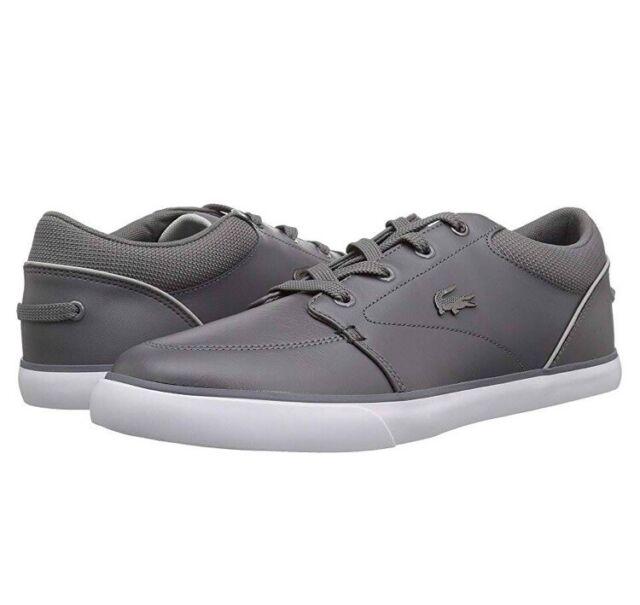 sold worldwide shop sold worldwide lacoste Bayliss Vulc Dark grey (US Size 7.5)