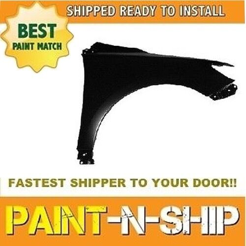 2009 2010 2011 2012 2013 Toyota Corolla Right Fender Painted TO1241224 NEW fits