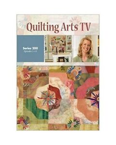 Details About New Quilting Arts Tv Series 200 Patricia Pokey Bolton Dvd