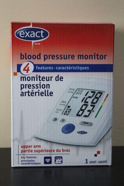 Exact BM35 Blood Pressure Monitor