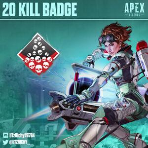 20-Kill-Badge-Apex-Legends-Season-7-Any-Legend-PS4-PC