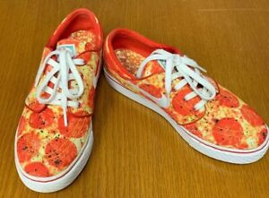 new arrival 2d989 dcfe5 Image is loading Nike-SB-Stefan-Janoski-Pepperoni-Pizza-Skate-Mental-