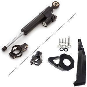 Fxcnc Steering Damper Stabilizer Mounting Kit Fit Honda Cbr600rr