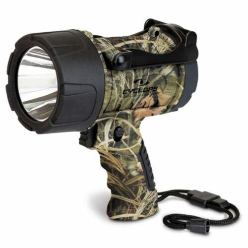 Cyclops 350 Lumen Handheld Rechargeable Spotlight CYC-350WPAA-RT