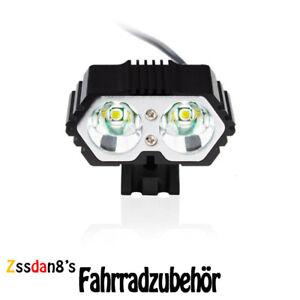 LED-Fahrradlampe-Scheinwerfer-Wasserdicht-300M-extrem-hell-4-Modus-Einstellbare
