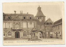 Braun & Cie, 3176, Rosheim, Vieux Puits Tribunal De Bailliage Et Hotel De Ville