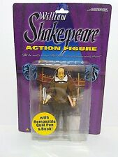 """2003 Accoutrements William Shakespeare 5""""  Action Figure"""