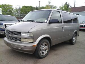 2003 Chevrolet Astro Passenger LT