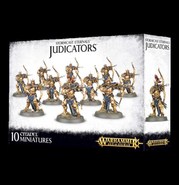 Stormcast Eternals Judicators AOS