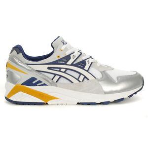 ASICS X Naked Gel-Kayano 1 Trainer OG White/Peacoat Shoes 1193A146.100 NEW