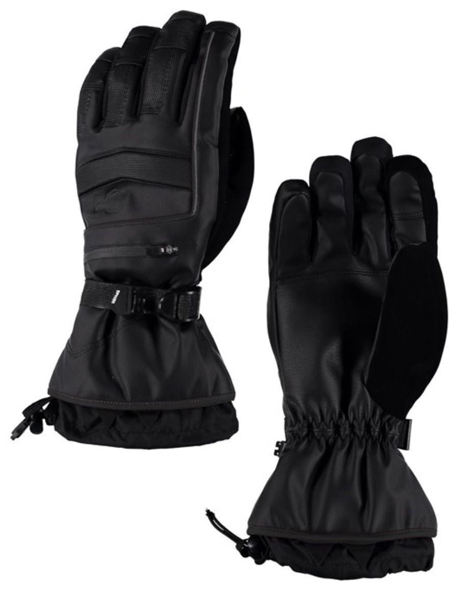 Spyder Alpine Ski Glove Herren Skihandschuhe schwarz