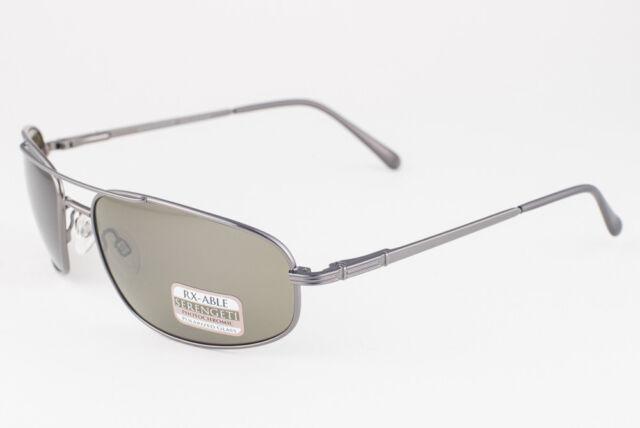 27899644c93 Serengeti Velocity Shiny Gunmetal   555nm Green Polarized Sunglasses 7494