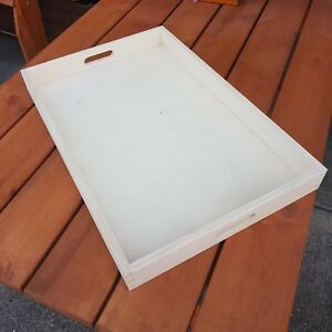 Wooden-Serving-Very-Large-Tray-60cmx40cmx6cm-For-Decoupage