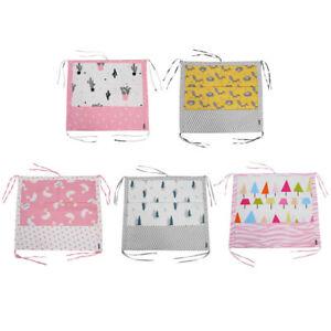 93d3c62bcafd Hanging Baby Cot Storage Bag Crib Bed Bumper Stuff Keeper Kids ...