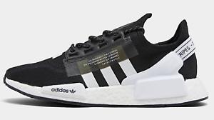 New Adidas Nmd R1 V2 Goodbye Gravity Fv9021 Cloud White Core Black Mens Shoes Ebay