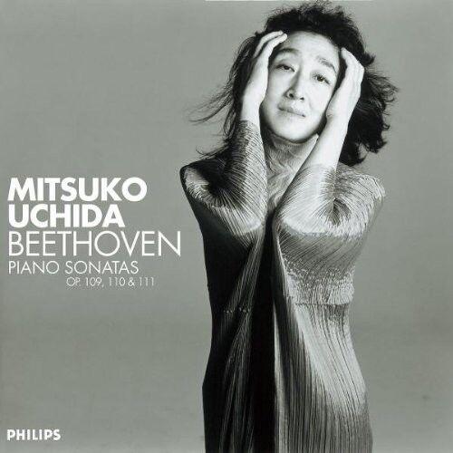 1 of 1 - Mitsuko Uchida - Late Piano Sonatas [New CD]