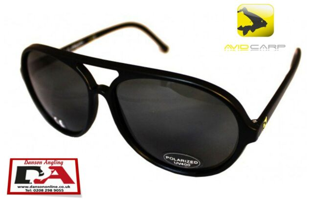 1e7854b266 Avid Carp AV8 Polarised Sunglasses NEW Aviator Style Sunglasses