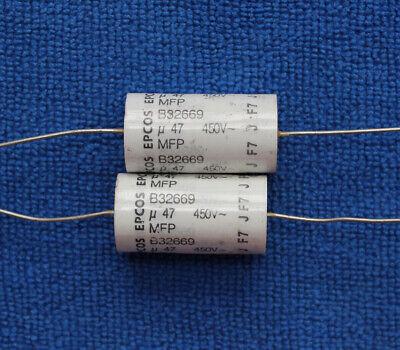 0,47µF ARCOTRONICS MKP 0.47uF 1pcs 850V 5/% Axial Capacitor MKP 1.44//2