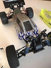 Team Durango 1/10 DEX410 4x4 Buggy Upgraded 22-4 D413 B44.3 B64 Dex410R