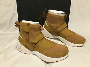 23 JORDAN Trunner LX High Basketball Shoes Golden Harvest Uk 9 Eu 44 ... 61b9f788c