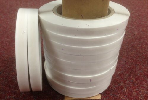 40 ROLLS DOUBLE SIDED // FINGER LIFT TAPE 6 // 12 MM x 50M +FREE 24h 10 5 1 20