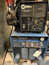 Miller Phoenix 456 Cccv Dc Inverter Arc Welder Withs 60 Wire Feeder Lmc 46818