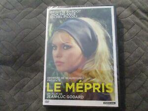 "DVD NEUF ""LE MEPRIS"" Brigitte BARDOT, Jack PALANCE, Michel PICCOLI"