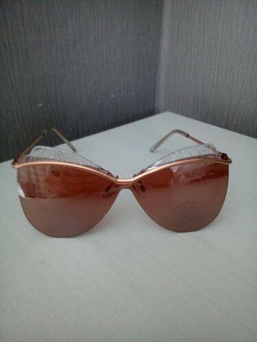 Ladies rose gold Sunglasses