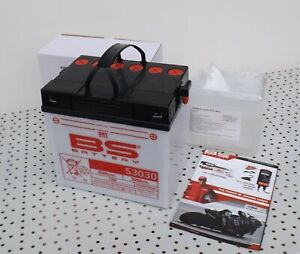Batterie-fuer-Rasentraktor-12-V-30-AH-Akku-Traktor-Rechts-DIN-53030-99045