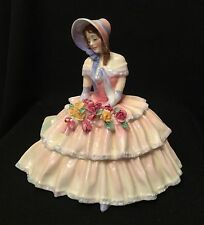 """Royal Doulton Figurine """"Daydreams"""" HN 1731 Dated to 1936"""