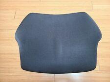 Humanscale Freedom Chair Upholstered Foam Back Cushion Dark Grey