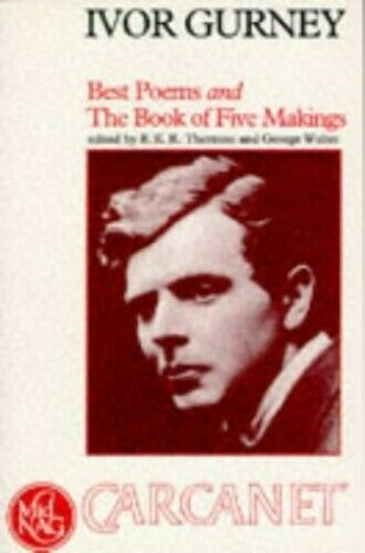Best Poems (Fyfield Books) by Gurney, Ivor Paperback Book The Fast Free Shipping