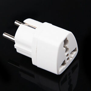 Reisestecker-Steckdosenadapter-AC-Strom-Adapter-USA-UK-England-Deutschland-EU